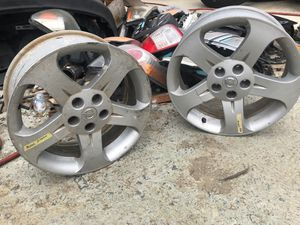 Nissan externa Rims 2 for $100 for Sale in Jurupa Valley, CA