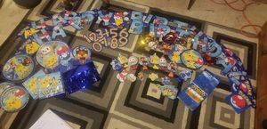 Pokemon party supplies for Sale in Gresham, OR