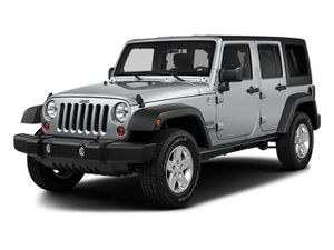 2017 Jeep Wrangler Unlimited for Sale in Hayward, CA