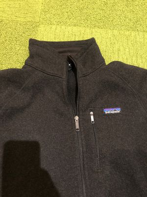 Large men's Patagonia fleece black for Sale in Thousand Oaks, CA