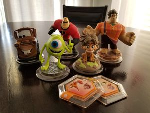 Disney Infinity Pixar Characters (3.0) for Sale in Chandler, AZ