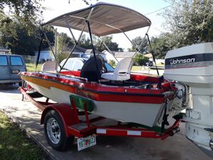 Boat with trailer for Sale in Kissimmee, FL