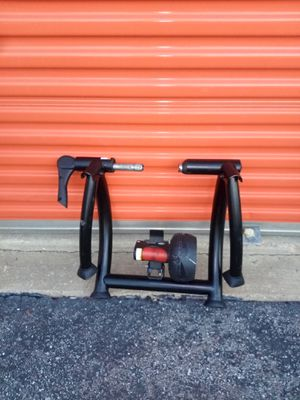Indoor bicycle trainer for Sale in Hyattsville, MD