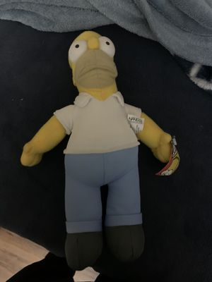 Homer Simpson plush for Sale in Claremont, CA