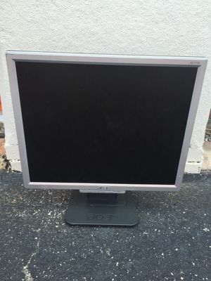 """ACER Computer Monitor 11"""" for Sale in Tampa, FL"""