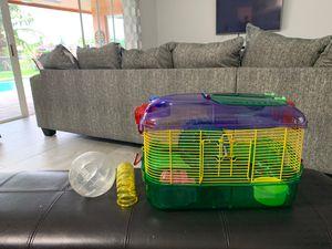 Hamster cage for Sale in Boca Raton, FL