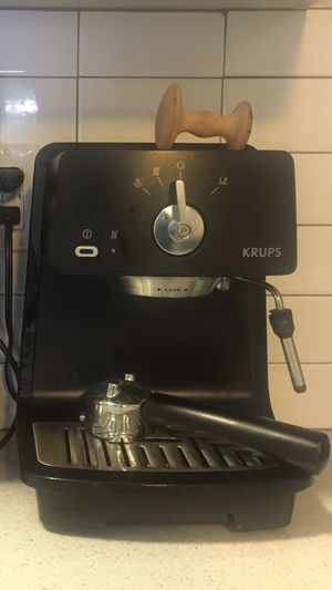 Krups Expresso Maker for Sale in Seattle, WA