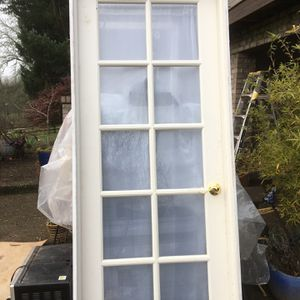 "Door - 10 Lite Excellent Condition, 30"" X 80"" for Sale in Portland, OR"