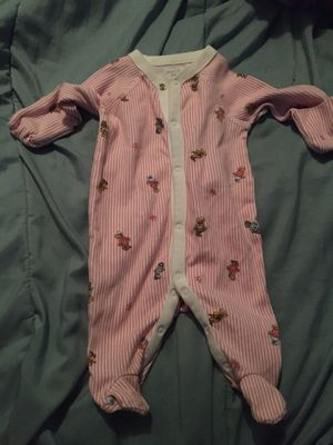Ralph Lauren newborn onesie for Sale in Gibsonton, FL