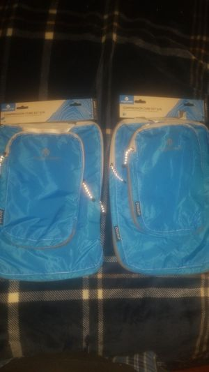 Compression bags (half off!) for Sale in Matthews, NC