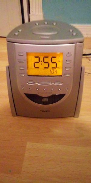TIMEX Nature Sounds Alarm Am/fm Radio Cd for Sale in Glendale, AZ