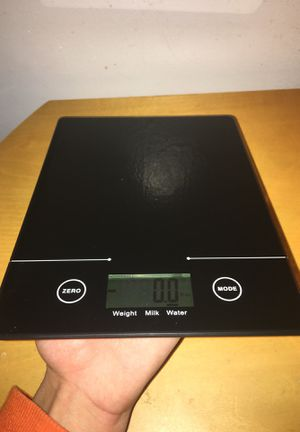 Electronic Kitchen Scale for Sale in Upland, CA