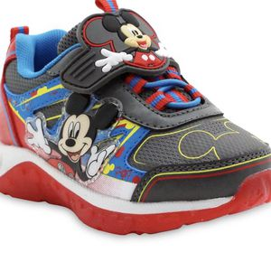 Mickey Mouse Mickey Strap Athletic Sneaker (Toddler Boys) Shoes for Sale in Winter Garden, FL
