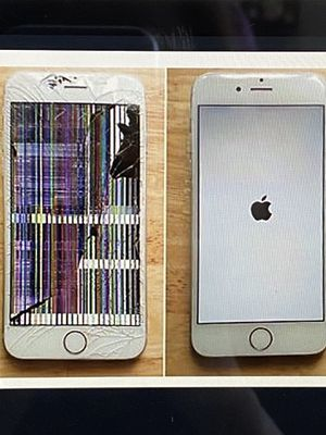 WE FIX IPHONE 5S, 6, 6S, 7, 7 PLUS, 8, 8 PLUS, X XR SCREEN, BATTERIES $55 to replace iPhone Batteries, all models: 5, 5S, 6, 6S, 6 Plus, 6S Plus, 7, for Sale in San Francisco, CA