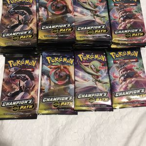 Pokemon Champions Path Booster Packs for Sale in Los Angeles, CA