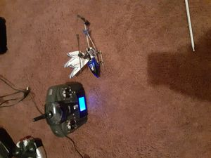 Rc drones helicopters for Sale in Lancaster, CA