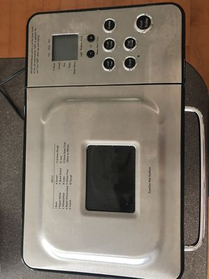 Kenmore bread maker for Sale in Gahanna, OH