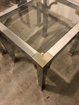 Vintage side tables for Sale in Central Houghton, WA