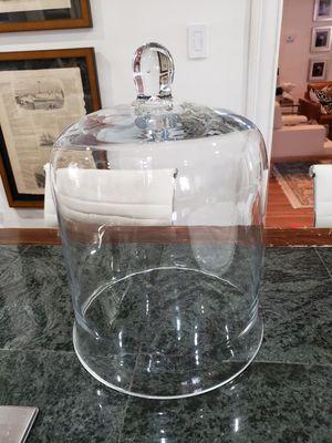 Xlarge glass cloche for Sale in Dallas, TX