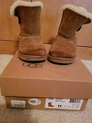 Kid's Ugg Bailey Button Boots for Sale in Stone Ridge, VA