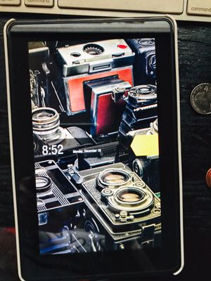 Kindle Fire 1st Generation with case for Sale in Dripping Springs, TX
