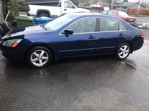 2003 Honda Accord ex for Sale in Stayton, OR