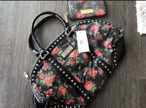 Large BETSEY Johnson travel bag for Sale in Seattle, WA