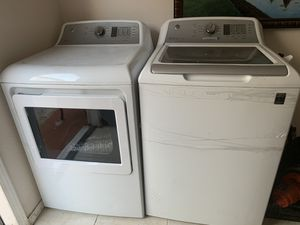 GE washer and dryer for Sale in Stockton, CA