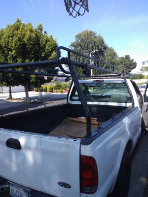 Custom build rack with load straps winch for of them for Sale in Rancho Cucamonga, CA
