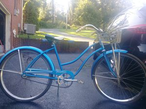 Vintage Woman's Firestone Super Cruiser bicycle for Sale in Kingsport, TN