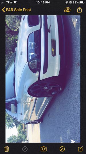 Bmw e46 for Sale in Rock Hill, SC