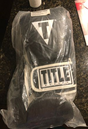 Title Boxing Gloves for Sale in Charlotte, NC