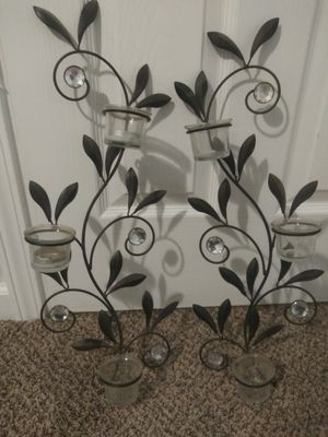 Matching tea light candle decor for Sale in Richmond, KY