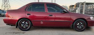Toyota Corolla 99 for Sale in Dallas, TX