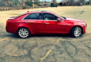 LEATHER RUNS2O13 Cadillac 2.0 TURBO for Sale in Muskogee, OK