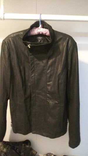 Leather Jacket New for Sale in Tacoma, WA