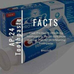 Whitening toothpaste for Sale in Detroit, MI