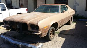 1973 Ford Gran Torino project parts car for Sale in Fresno, CA