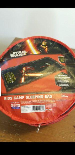 Brand new Kids Star wars sleeping bag for Sale in Los Angeles, CA