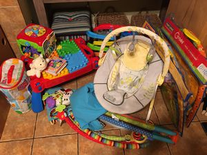 Assortment of Baby/Toddler Items for Sale in Georgetown, TX