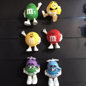 Miniature M&M figures for Sale in Easley, SC