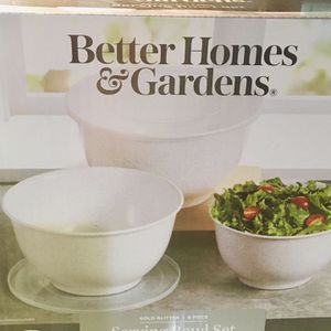 Servings Bowl Set for Sale in Peoria, IL