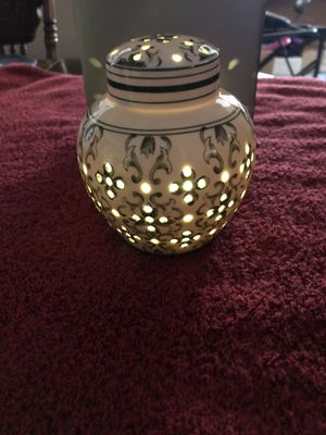 Mini Light Up Vase (Valerie Parr-Hill) for Sale in Rancho Cucamonga, CA