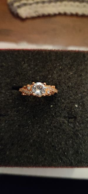 Sterling Silver 925 Diamond Ring for Sale in Pleasant Hill, IA