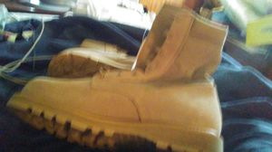 Mens army style workkboots for Sale in Pemberton, NJ