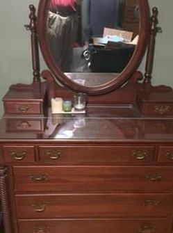1950s Solid Cherry Furniture Set - Willet Wildwood for Sale in St. Petersburg,  FL