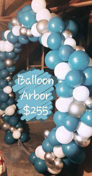 Luxury Balloon Arbor for Sale in Riverside, CA
