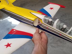 Rc jet just add receiver and fly for Sale for sale  Crosby, TX