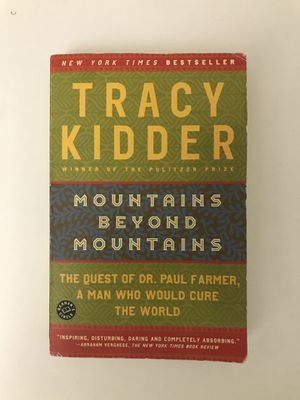 Mountains Beyond Mountains - Tracy Kidder for Sale in San Jose, CA
