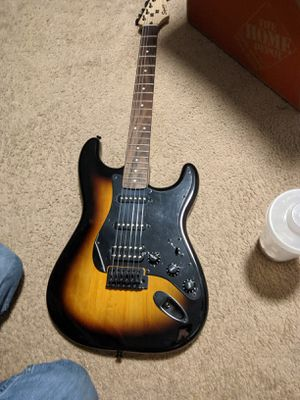 Squire guitar for Sale in Houston, TX